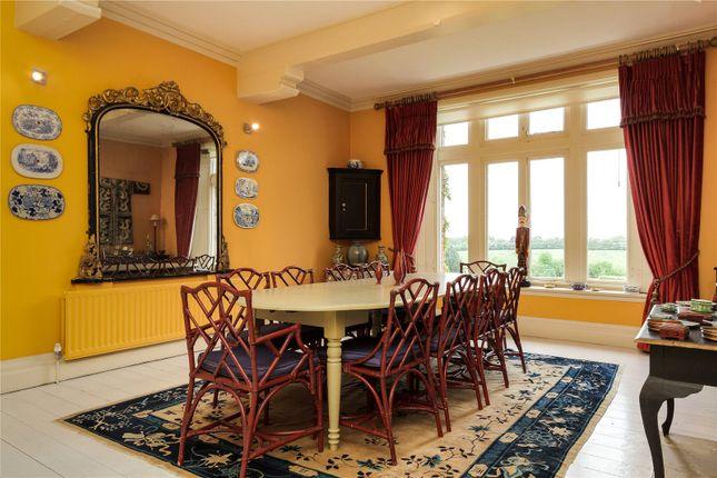 Dining Room of High Street, Tarporley, Cheshire CW6