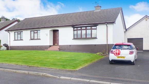 Thumbnail Detached bungalow to rent in 23 Coachman's Way, Culcavy, Hillsborough
