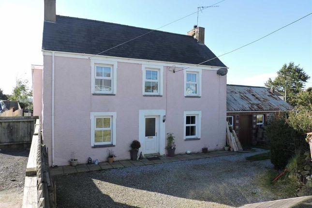 3 bed detached house for sale in St. Davids Road, Letterston, Haverfordwest
