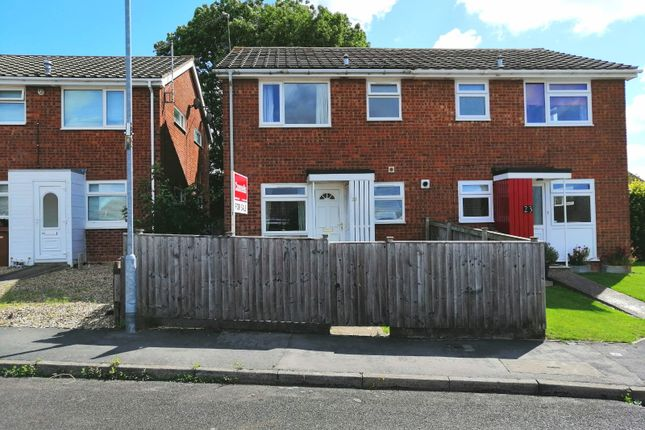 Thumbnail Terraced house for sale in Eagles Drive, Melton Mowbray