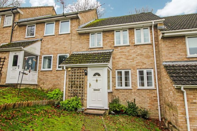 3 bed terraced house for sale in Herons Rise, Andover SP10