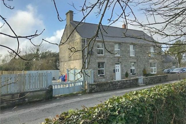 Thumbnail Detached house for sale in Whitemoor, St Austell, Cornwall