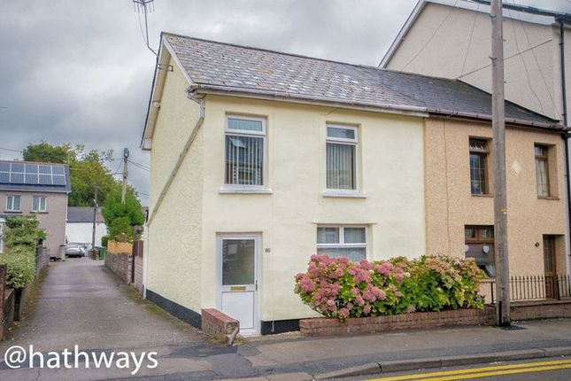Thumbnail Terraced house to rent in The Highway, New Inn, Pontypool