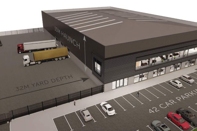 Thumbnail Warehouse to let in Abp39, Christchurch