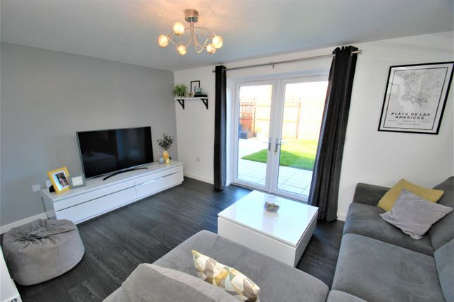 Lounge of Harvey Close, South Shields NE33