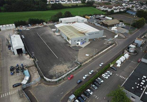 Thumbnail Warehouse for sale in Metallix Building, Galgorm Ind. Est., 74 Fenaghy Rd, Galgorm, Ballymena, County Antrim