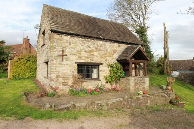 Thumbnail Detached house to rent in Prioress Mill Lane, Llanbadoc, Usk