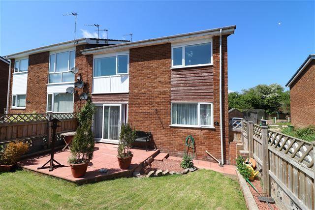 Thumbnail Flat to rent in Longholme Road, Carlisle, Cumbria