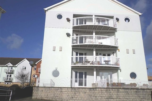 Thumbnail Flat for sale in Nautilus House, Marina, Swansea