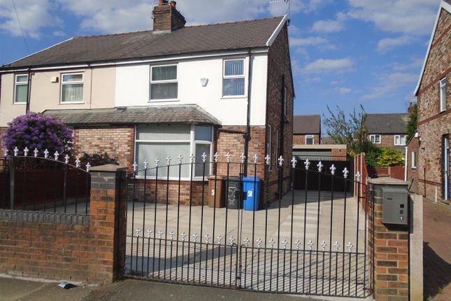 Thumbnail Semi-detached house to rent in Rake Lane, Swinton, Manchester