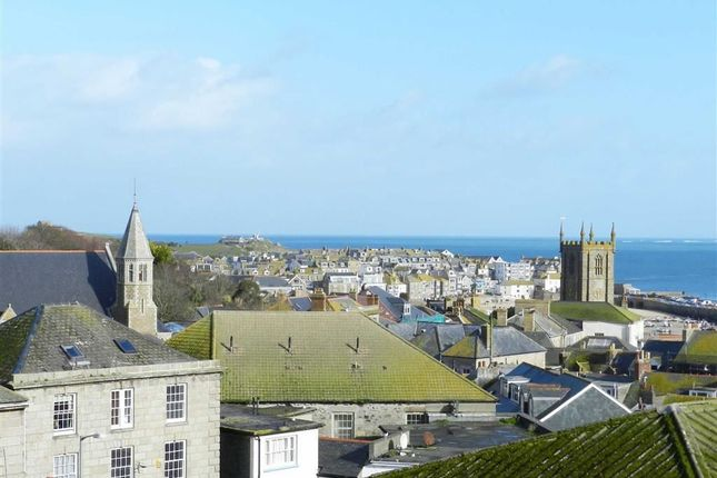 Thumbnail Maisonette for sale in Trenwith Place, St. Ives