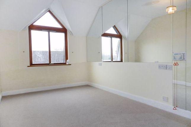 Bedroom of Ash Lodge (Pegasus Court), Hook RG27