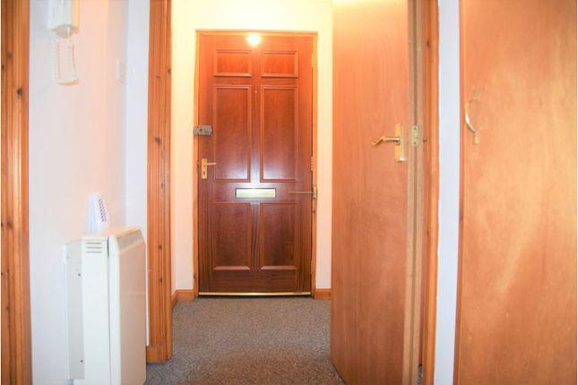Hallway of Cambrai Court, Dingwall IV15