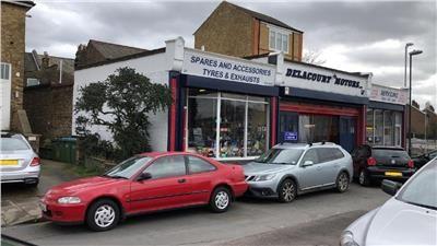 Thumbnail Land for sale in 21-25 Delacourt Road, Blackheath, London