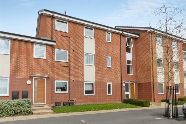 Thumbnail Flat for sale in Dorney Place, Cannock, Staffordshire