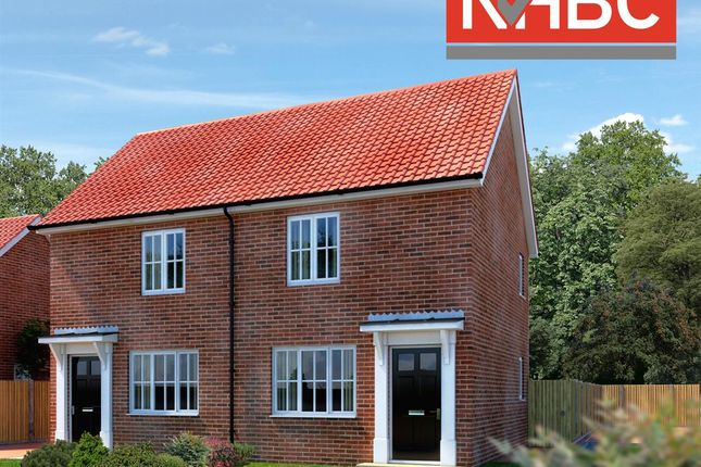 Thumbnail Property for sale in Springfield, Acle, Norwich