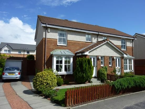 Thumbnail Semi-detached house for sale in St. Catherine's Road, Ayr, South Ayrshire