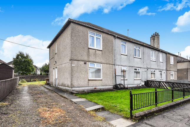 Thumbnail Flat for sale in Mains Avenue, Beith