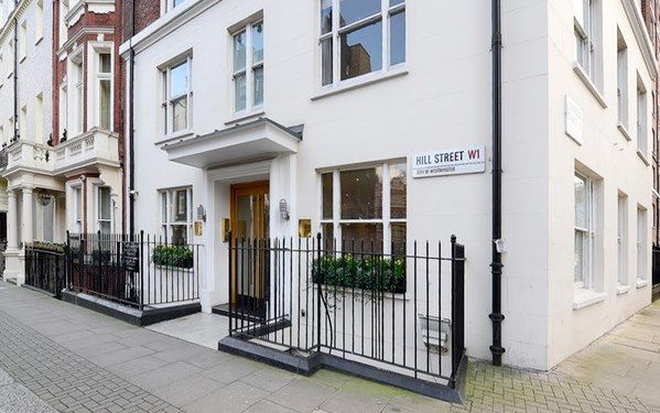 Hill Street Apartments, London W1J