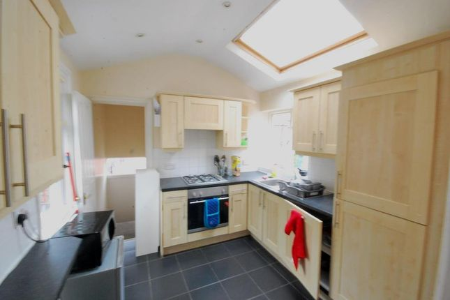 Thumbnail Maisonette to rent in Brentwood Avenue, Jesmond, Newcastle Upon Tyne