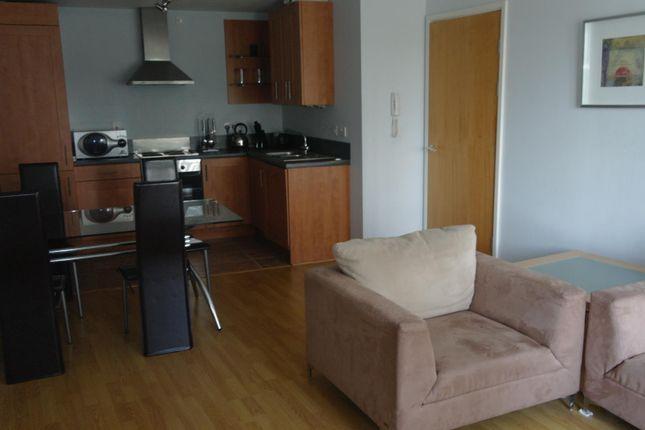 Living/Kitchen of Elmwood Lane, Leeds LS2