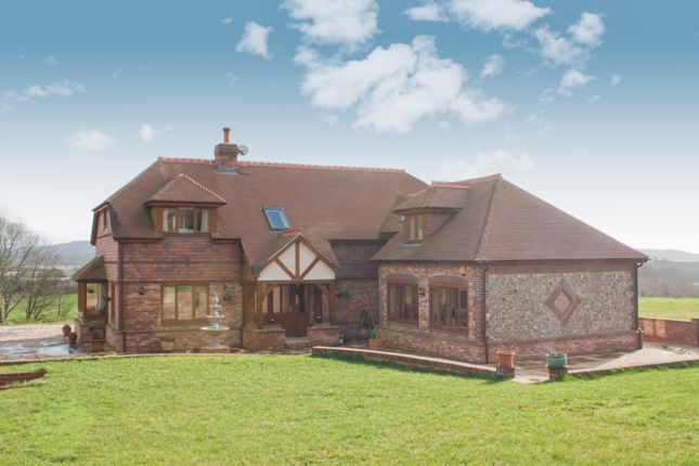 Thumbnail Detached house for sale in London Road, Watersfield, Pulborough, West Sussex