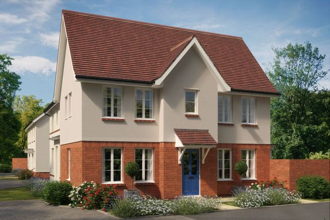 """Thumbnail Semi-detached house for sale in """"Morpeth"""" at Windsor Avenue, Newton Abbot"""