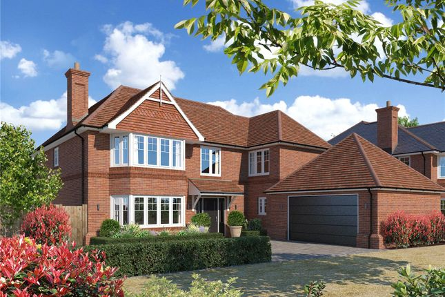 Thumbnail Detached house for sale in Lantern Court, Collingswood Road, Farnham Common, Bucks