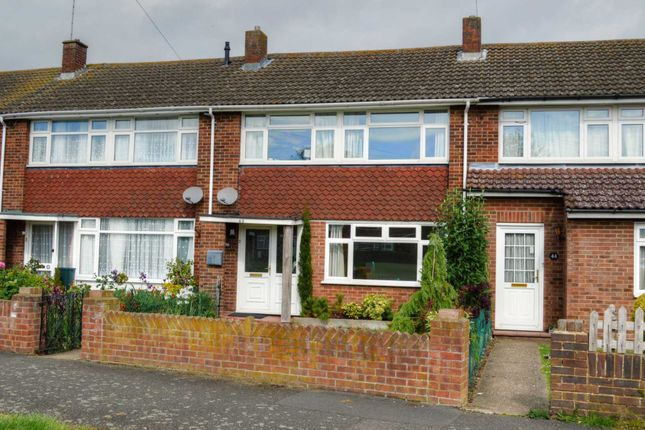 Thumbnail Terraced house for sale in Hulbert End, Weston Turville, Aylesbury