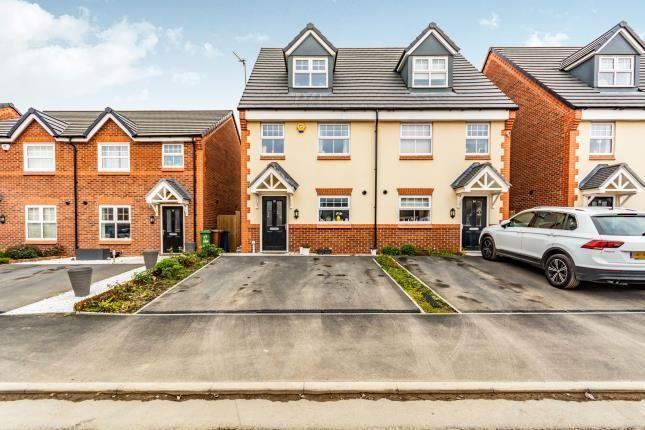 Thumbnail Semi-detached house for sale in Eason Way, Ashton Under Lyne, Tameside, Greater Manchester
