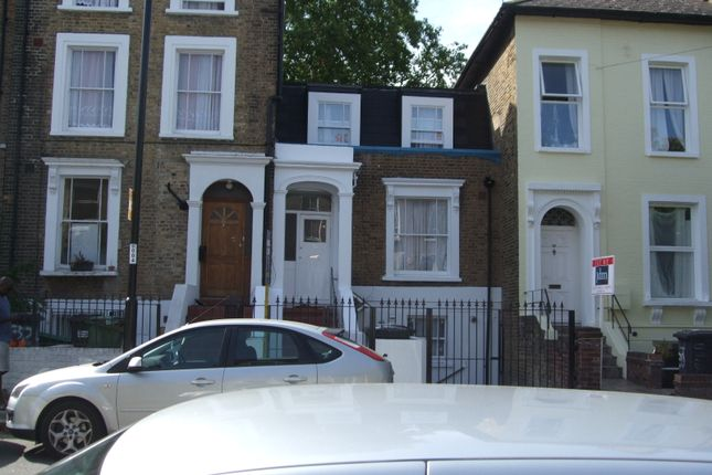 Thumbnail Terraced house for sale in St Donatts Road, London