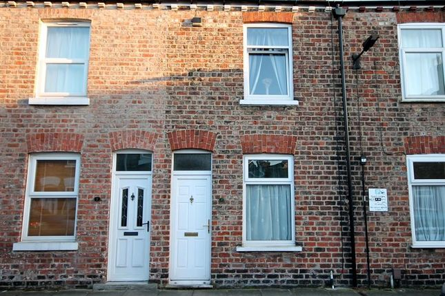 2 bed terraced house for sale in Nelson Street, York