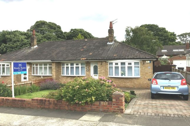 Thumbnail Bungalow for sale in Cricket Lane, Normanby, Middlesbrough