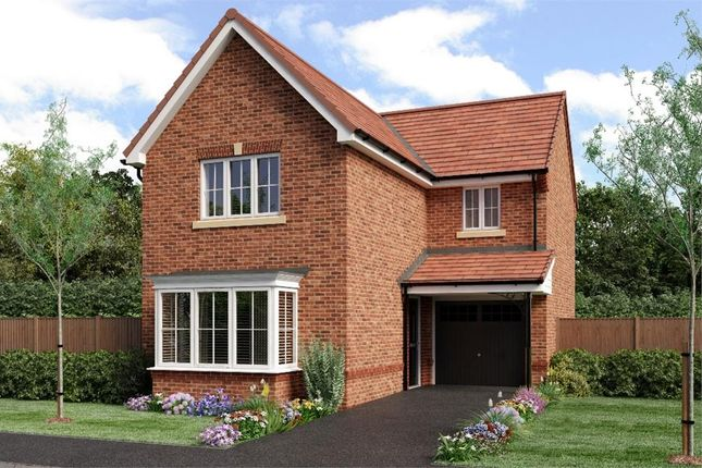 "Thumbnail Detached house for sale in ""The Orwell"" at Weldon Road, Cramlington"
