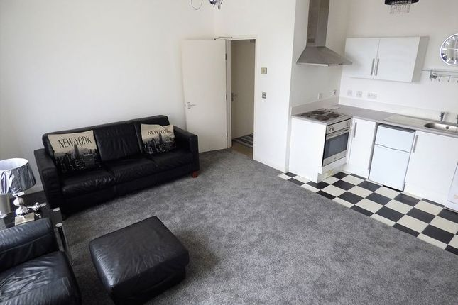 Thumbnail Flat for sale in Park End Road, Tredworth, Gloucester