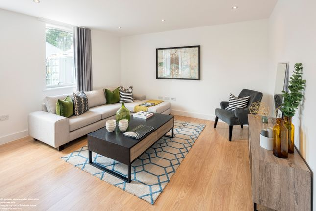 Thumbnail Flat for sale in Chobham Lane, Surrey