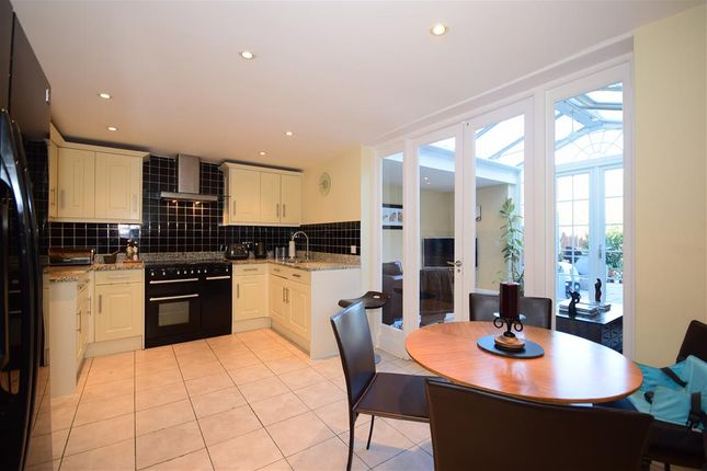 Thumbnail Town house for sale in Palmerston Road, Buckhurst Hill, Essex