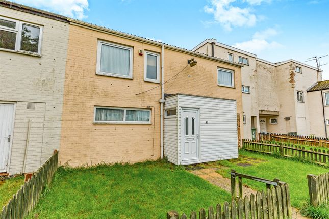Thumbnail Town house for sale in Eastbrook, Kingswood, Corby