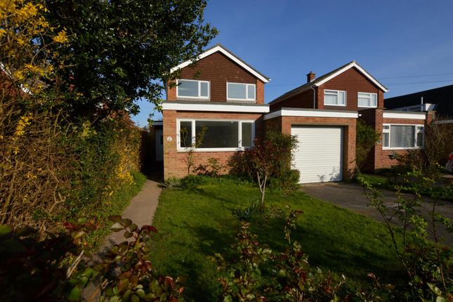 Thumbnail Detached house for sale in St. Monance Way, Colchester