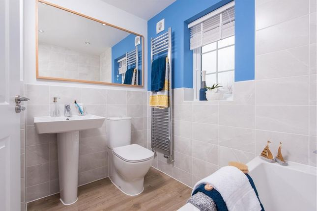 "Ingleby Bathroom of ""Ingleby"" at Kensey Road, Mickleover, Derby DE3"