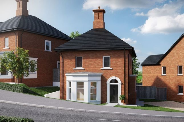 Thumbnail Detached house for sale in - The Montgomery (B) Westmount Park, Belfast Road, Newtownards