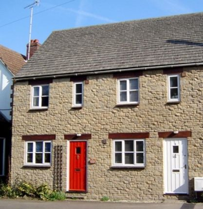 Thumbnail End terrace house to rent in Nichol Court, Faringdon