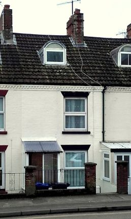 Thumbnail Terraced house to rent in Wilton Road, Salisbury, Wiltshire
