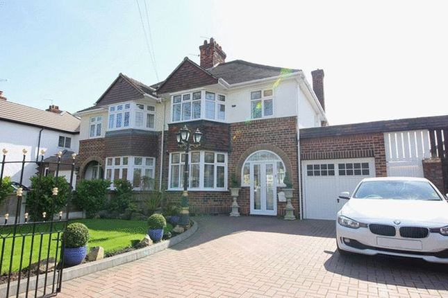 Thumbnail Semi-detached house for sale in Childwall Road, Childwall, Liverpool