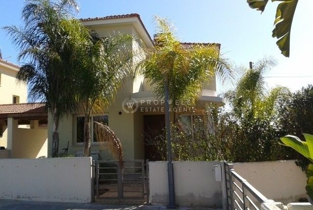 Thumbnail Link-detached house for sale in Perivolia, Cyprus