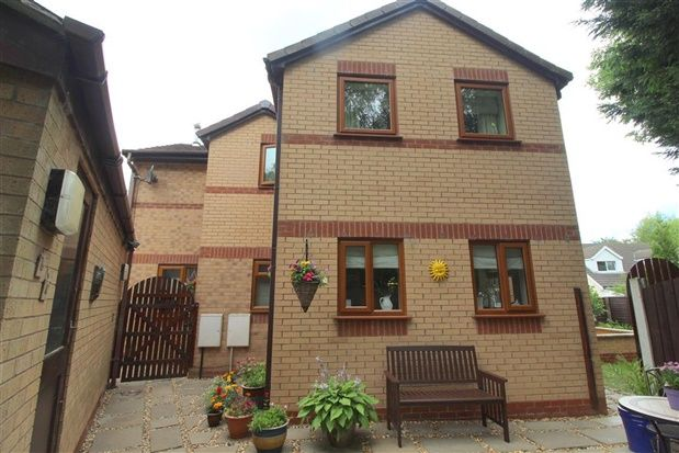 Thumbnail Property for sale in Fieldside Close, Preston