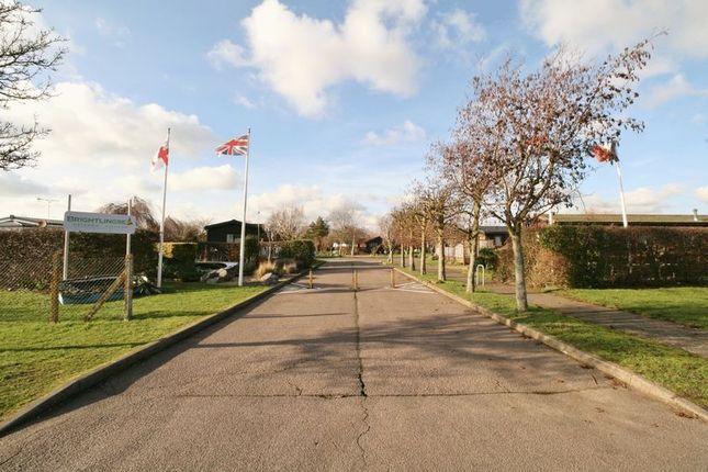 Site Entrance of Haven Village, Promenade Way, Brightlingsea, Colchester CO7