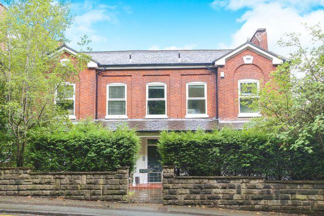 Thumbnail Flat to rent in 4 Congleton Road, Alderley Edge