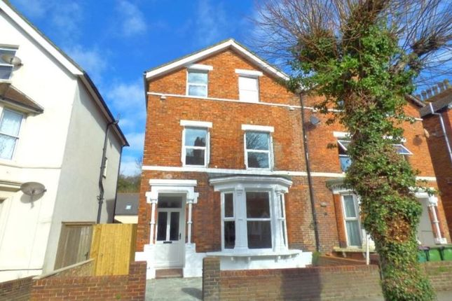 Thumbnail Semi-detached house to rent in Brockman Road, Folkestone