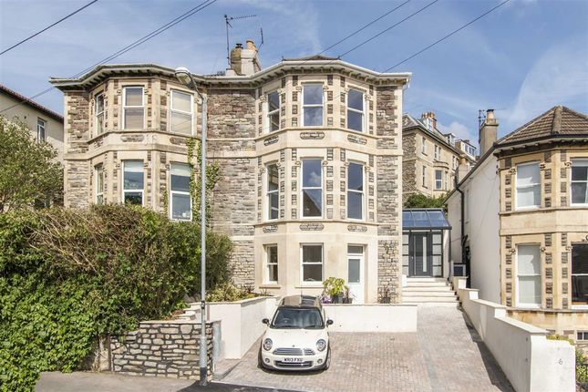 Thumbnail Semi-detached house for sale in Belmont Road, St Andrews, Bristol